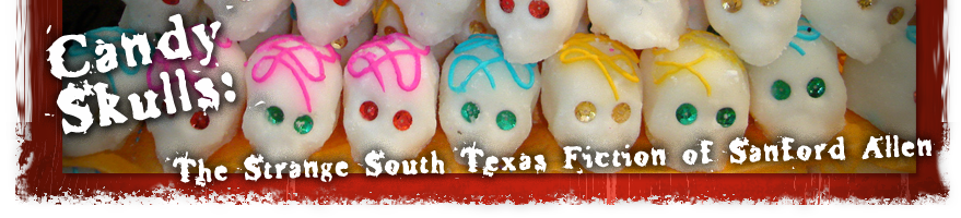Candy Skulls: The Strange South Texas Fiction of Sanford Allen