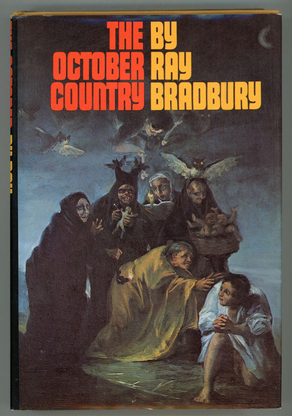 """The """"Next in Line"""" is available in Bradbury's October Country collection."""