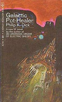 The title character of PKD's Galactic Pot-Healer heads to another planet where he faces an appropriately triply fate.