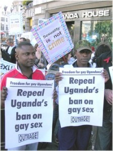 Not all Ugandans are happy about U.S. Culture Warriors' brand of cultural imperialism.