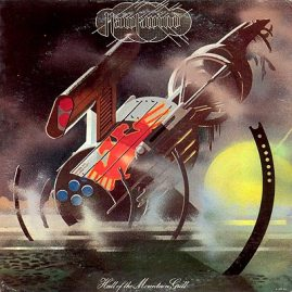 "Hawkwind's ""Hall of the Mountain Grill"": It doesn't get spacier than this."