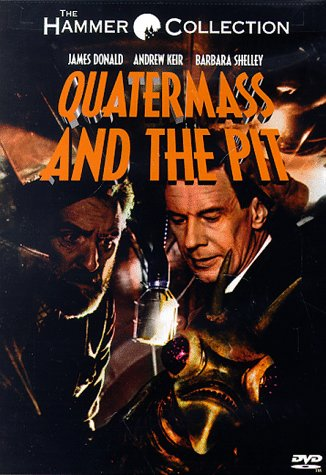 The 210-minute Quatermass and the Pit DVD offers a richer viewing experience than the cinematic version, chopped down to just 97 minutes.