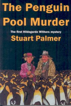 The dialogue in Stuart Palmer's The Penguin Pool Murder is a major selling point.