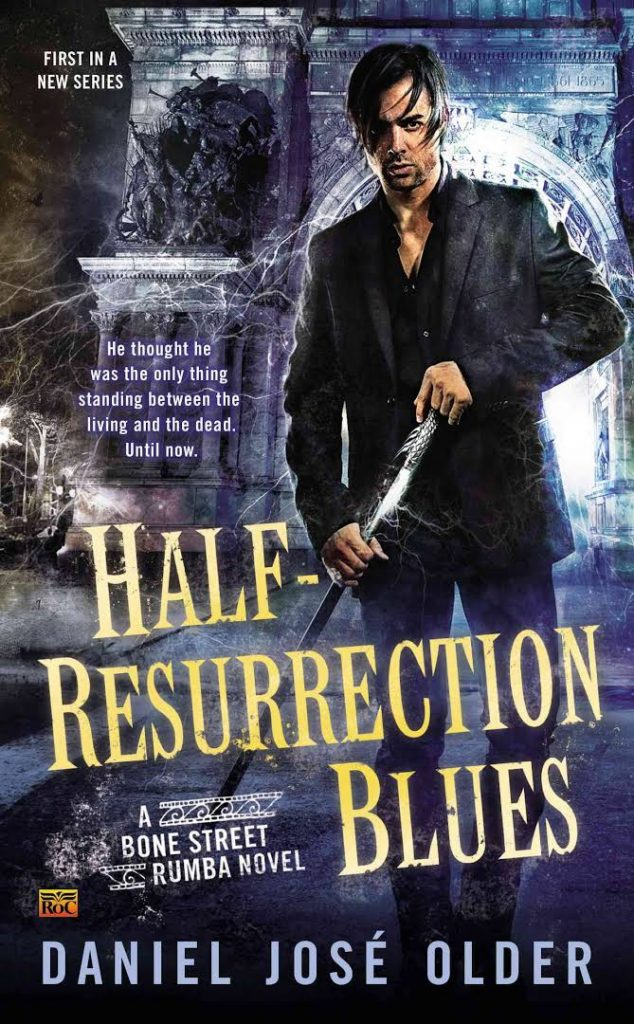 Half Resurrection Blues delvers noirish horror thrills.