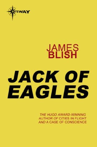 "How much you enjoy James Blish's ""Jack of Eagles"" depends on how much scientific jargon you're willing to wade through."